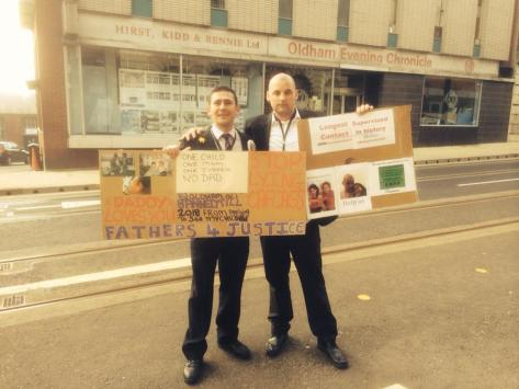 Oldham Fathers For Justice