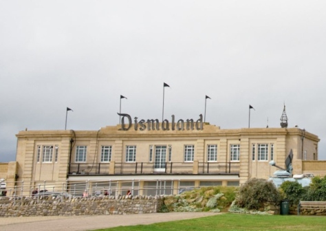 New Fathers 4 Justice Dismaland