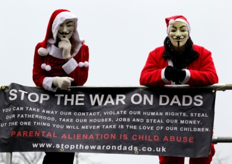 Stop the War on Dads