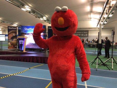 Elmo Sheffield Celebrity